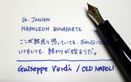 Dr.JANSEN NAPOLEON BONAPALTE