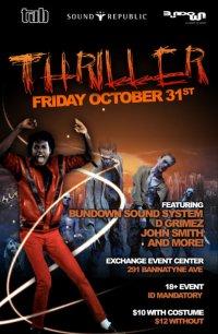 Thriller 2008