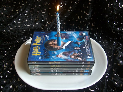 Harry Potter Movie Marathon Birthday Party