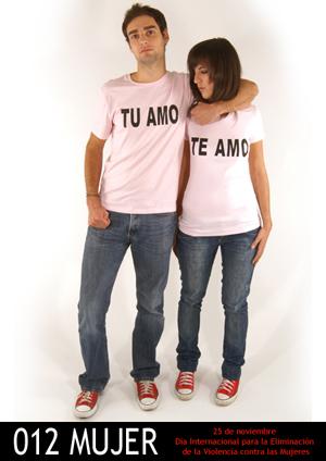 te amo, tu amo