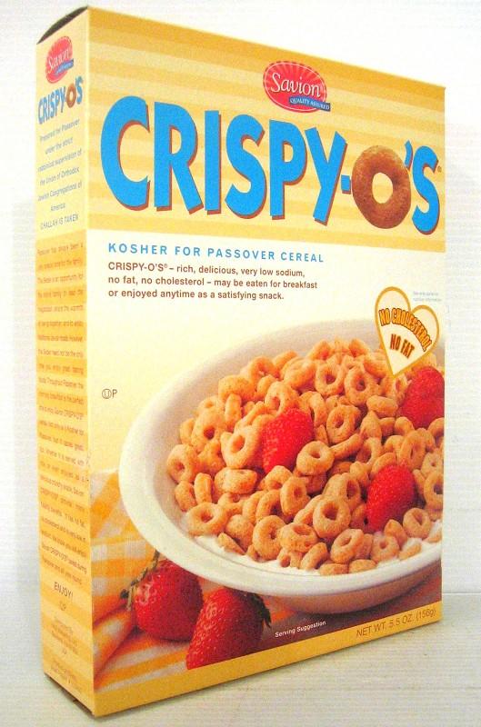 Crispy-O's