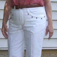 Vogue 1034 Sandra Betzina's New Jean Pattern