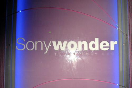 NYC: Sony Wonder Technology Lab
