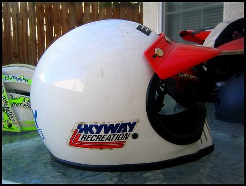 Echo BMX Helmet
