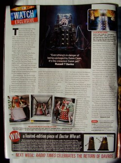 RADIO TIMES - DW Feature Page 3