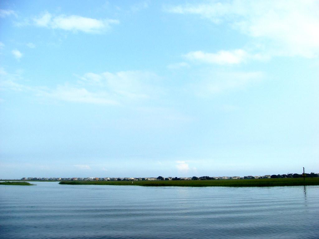 Intracoastal Waterway, three