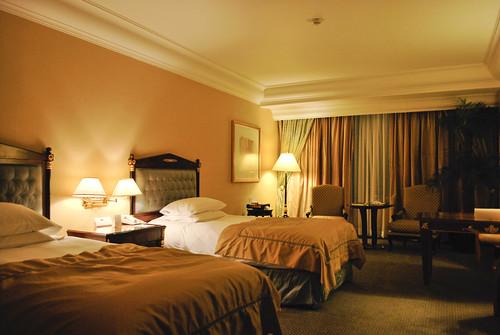 Mulia Splendour Twin Room