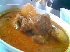 Ark lamb curry
