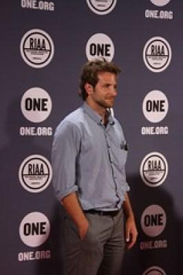 Bradley Cooper @ RIAA Party DNC Denver