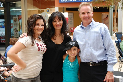 Mattia, Desiree, Talia, & Pat