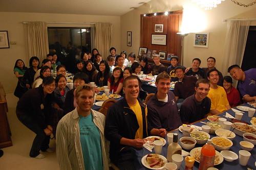 Kairos 2 Thanksgiving Feast!