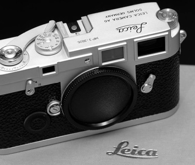 Leica Mp 3 Lhsa Special Edition Chrome Finish