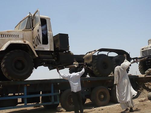 naikin truk