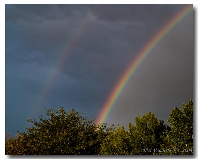 Rainbow Close-up