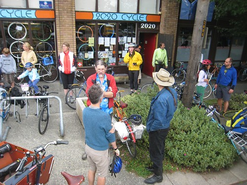 Gathering at 2020 Cycles