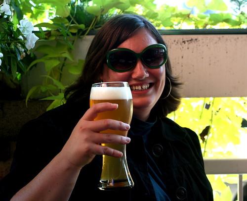 Beer!  YAY!