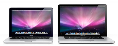 New Apple Notebooks
