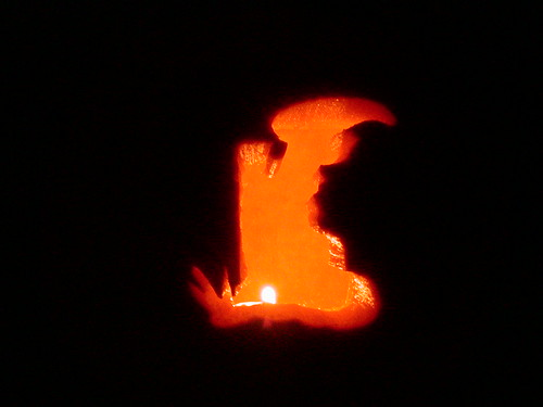 The Graveyard Pumpkin