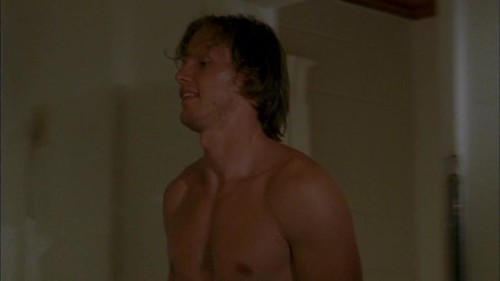 Kip Pardue Shirtless