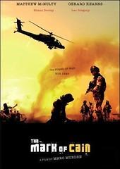 La marca de Caín poster película