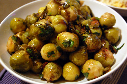 Momofuku's Brussels Sprouts