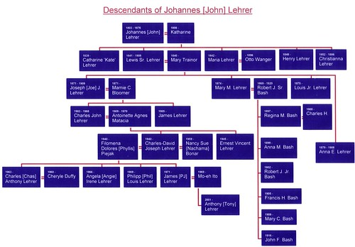 Johannes Lehrer Family Tree01