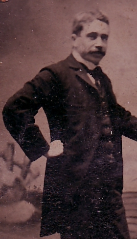 Johannes 'John' Lehrer