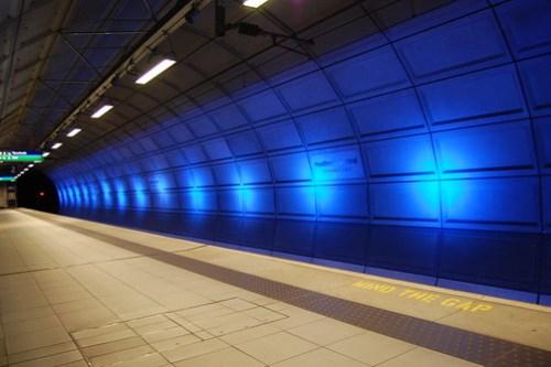 Heathrow Express tube