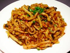 yu xiang rou si-----鱼香肉丝