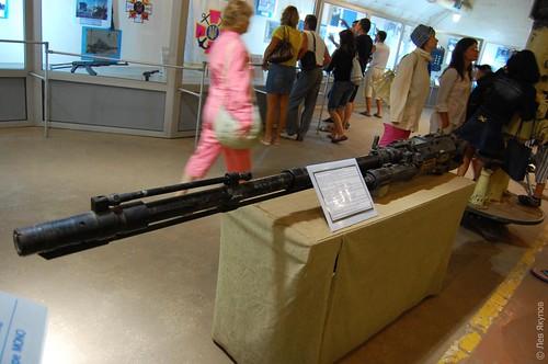 Пулемет с подлодки