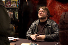 Guillermo del Toro - Signing