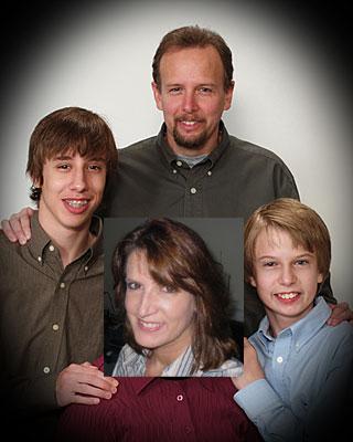 Family Shot - Oct '08