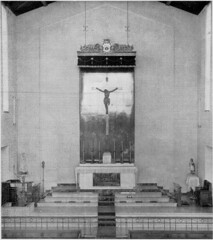 Sanctuary at OLMC, 1959