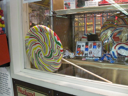 Giant Lollipop, Reading Terminal Market