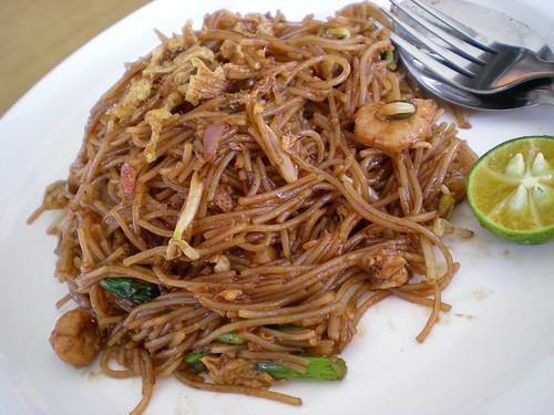 Mihun goreng Melayu 1