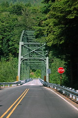 Bridge over the Nooksack