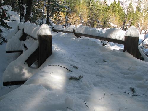 Day 04 - Snow Covered Bridge