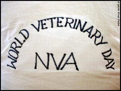 World Veterinary Day by Gaurav Dhwaj Khadka