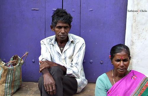 Goa street life