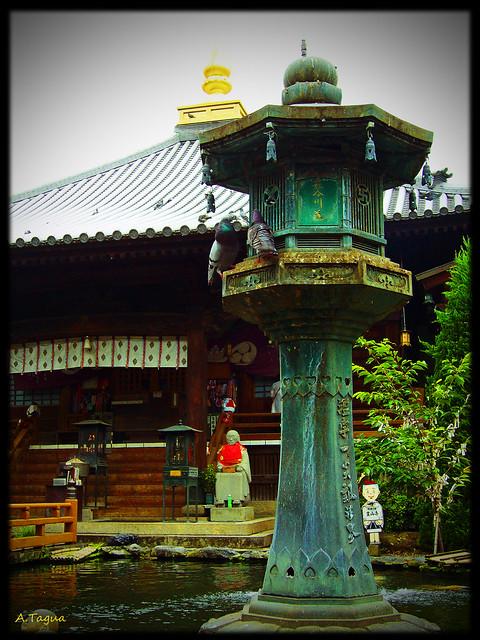 Ryouzenji (霊山寺)
