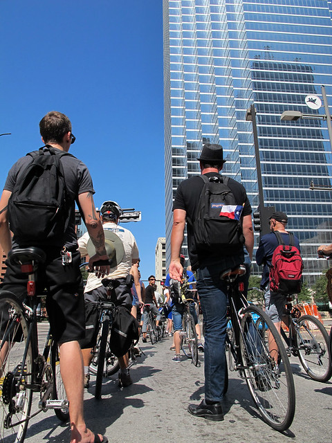 Dallas Cycle Sunday