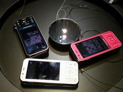 au W61S Sony Ericsson