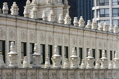 Wrigley Building Ornaments 1