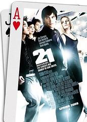 21 blackjack cartel película