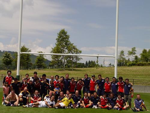 Rugby Sugadaira tournament 菅平