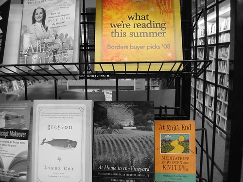 Suggested Summer Reading at Borders