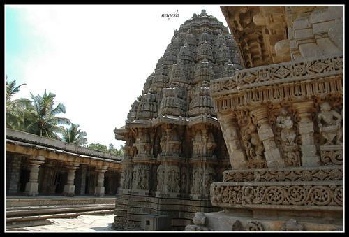 Splendor in rock - Somanathapura