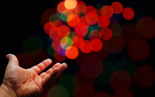 Cast your bokeh to the wind