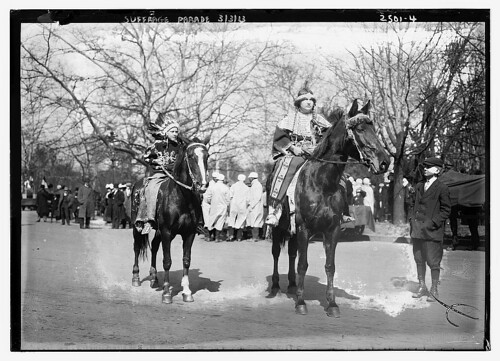Suffrage Parade (LOC)