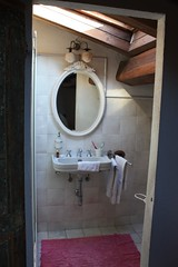 En Suite Bathroom at Fattoria Settemerli